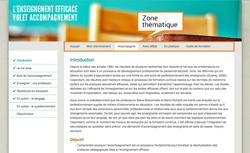 Zone thématique